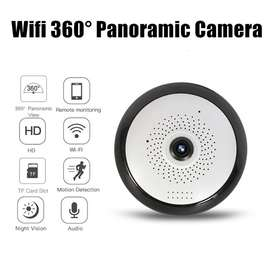 Camara De Seguridad Interior Wifi Ip Inalámbrico Mini Domo CC Monterrey local sotano 5