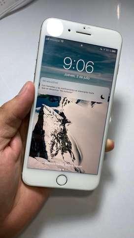 iPhone 7plus Silver 32GB