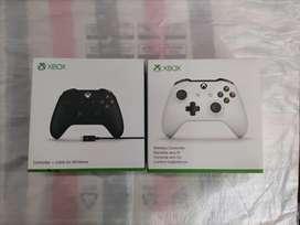 Controles Xbox one