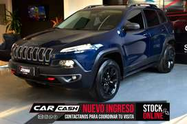 JEEP CHEROKEE TRAILHAWK 4X4 3.2 V6 AT 2018