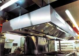 campanas extractoras, extractores, ductos, sistemas de ventilación.