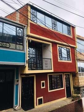 Casa 3 pisos, barrio sucre, localidad usme