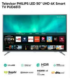 TV Smart 4K UHD PHILIPS 50""