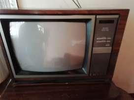 Tv antigua de colección