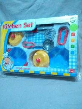 Juego de Cocina en Plástico