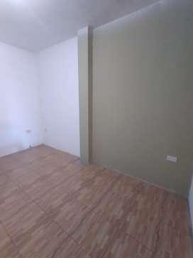 Se alquila habitaciones amobladas