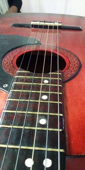 Guitarra acústica red
