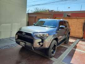 Toyota 4runner 2017 impecable