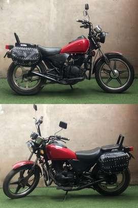 Vendo moto RTM motor 200!!
