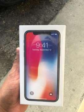 VENDO IPHONE X 256 SELLADO
