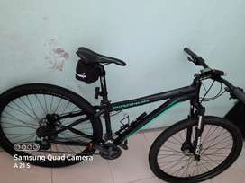 Bicicleta MTB GW
