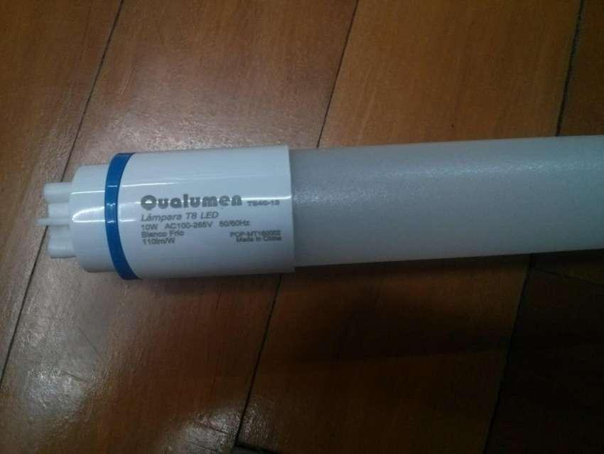 QUALUMEN TUBO LED DE 10W y 18w 0.60M y 1.20m,  3 AÑOS GARANTIA 0