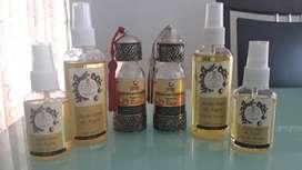 Aceite de Argán 100% puro traido de Marruecos