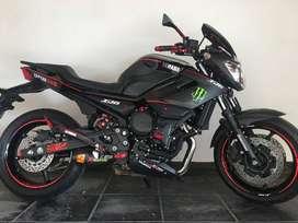 Yamaha 600 Xj6 N