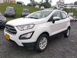 Ford ecosport mecánica full