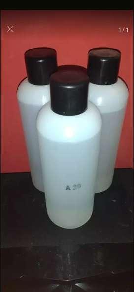 Agua oxigenada de 20 vol. X 1 litro