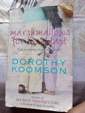 Libro ''marshmallows for breakfast''