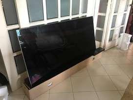 smart tv curvo Samsung 65
