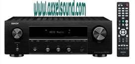 Denon Dra800H, Amplificador Estéreo 2.1