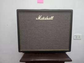 Amplificador Marshall Origin 5c valvular