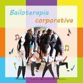Bailoterapias corporativas