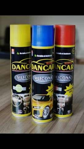 Silicona Para Auto Dancar 440 Ml
