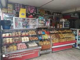 Venta de Panaderia con local para arrendamiento