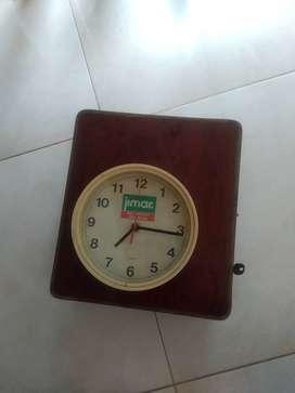 Reloj control de tiempo billar