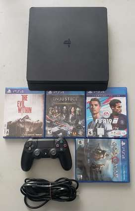 Ganga vendo PS4. playstation 4