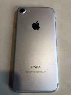 Iphone 7 32 Gb coñor gris. (ESTA NUEVO TIENE 3 meses Venta urgente )