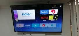 Televisor Haier De 55 . Smart Tv. Uhd. 4k. Netflix. Android.