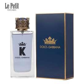 Perfume K Dolce & Gabbanna 100ML 3.4 oz