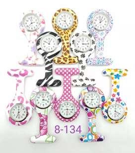 hermosos relojes para enfermera