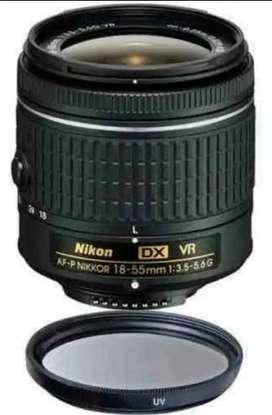 Lente Nikon DX VR