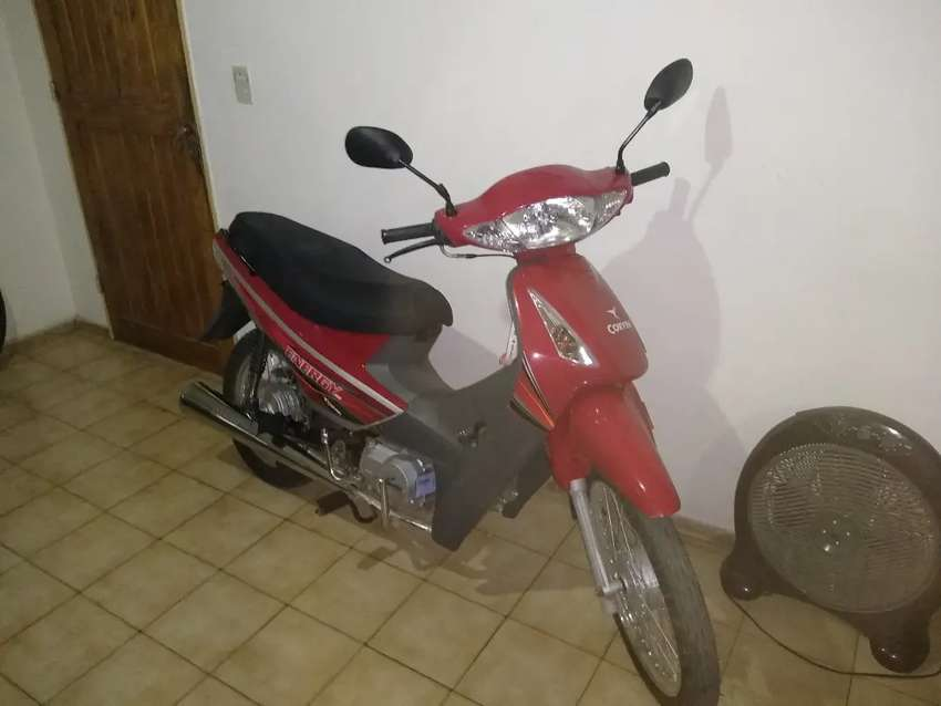 Vendo energy 110 impecable 0