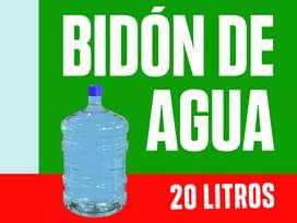 Bidones De Agua En San Luis
