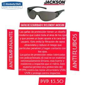 Gafas De Protección Element Kimberly Clark Color Oscuro