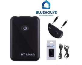 Receptor Y Transmisor Bluetooth 2 en 1 YPF 03