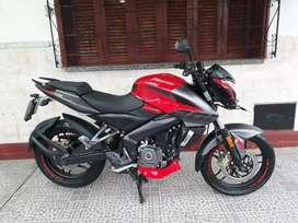 Bajaj rouser ns 200c 2018 5000km recibo moto
