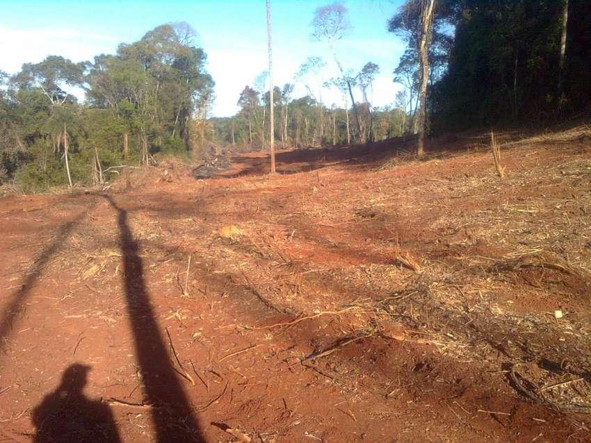 Chacra 35 hectáreas, San Vicente, Misiones 0