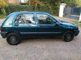 Renault Clío diesel en muy buenas condiciones!