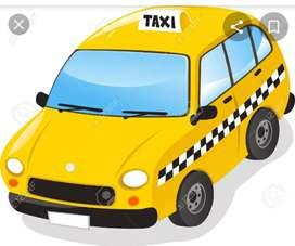 Se solicita conductor Taxi
