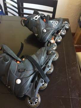 Rollers K2 FIT 80 talle 45