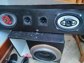 Audio 150 dolares