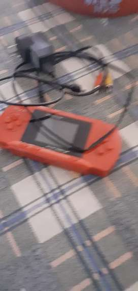 Consola de juego