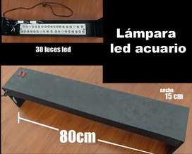 lampara acuario led