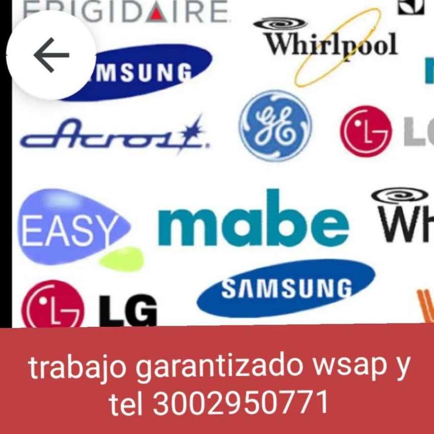 reparacion de neveras y lavadoras trabajamos todas las marcas 3507099392 0