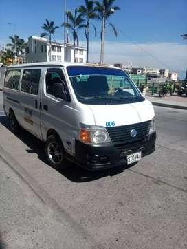 Microbus Nissan Urvan