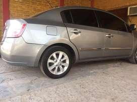 Vendo Nissan Sentra 2011 ACENTA Caja manual