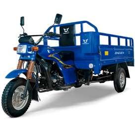 Moto carguera Zongshen 200cc 0 KM